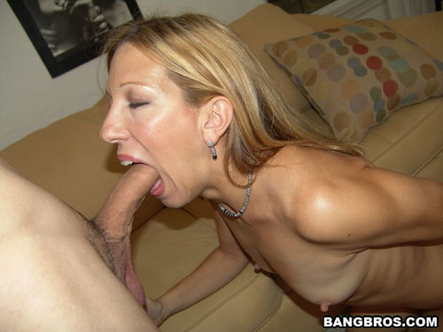 milf swallows